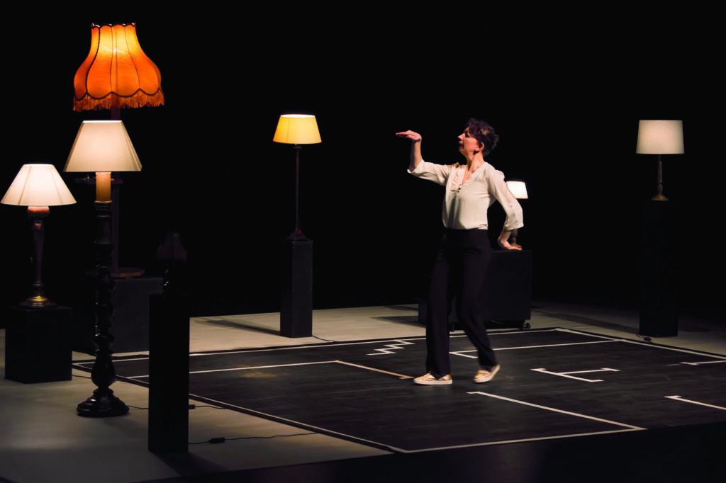Tartuffe je vous  le raconte en 5 actes © Michel Auger, compagnie wonderkaline